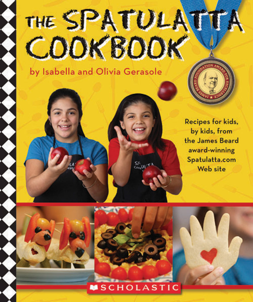 Spatulatta Cookbook Cover